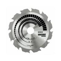 Disc circular, pentru lemn, Bosch Construct Wood, 2608640630, 160 x 20/16 x 12 mm