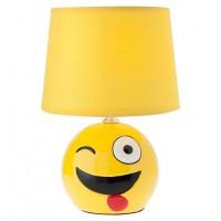 Veioza Smiley 04-462, 1 x E14, galbena