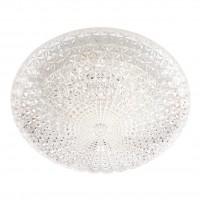 Plafoniera LED Kuna 05-848, 12W, D 28 cm, efect de cristal