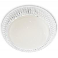 Plafoniera LED Brille 05-850, 12W, D 21.5 cm, alba