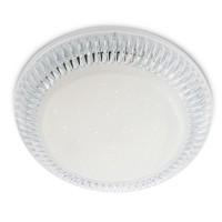 Plafoniera LED Brille 05-851, 12W, D 28 cm, alba