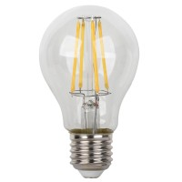 Bec LED Hoff clasic A60 E27 8W 800lm lumina calda 2700 K, cu filament