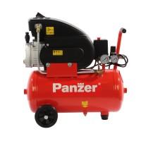 Compresor aer cu piston, cu ulei, Panzer FL20-24, 1.5 Kw, 2 CP, 24 litri