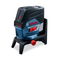 Nivela cu laser, cu linii, Bosch Professional GCL 2-50 C + suport rotativ RM2 + stativ BT 150