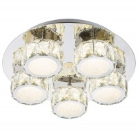 Plafoniera LED Amur CH 49350D4, 40W