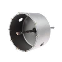 Carota cu carburi, diverse utilizari, SDS - Plus, Wolfcraft 5490000, 105 mm