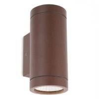Aplica exterior cu LED Vince DB 9454, 2 x 3W, maro