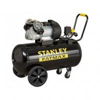 Compresor cu piston, cu ulei, Stanley Fatmax DV2 400/10/100, 2.2 Kw, 3 CP, 100 litri