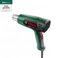 Suflanta cu aer cald Bosch EasyHeat 500, 1600 W, 06032A6020