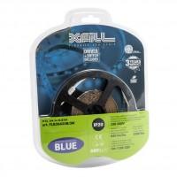 Kit banda LED dublu adeziva Arelux Xfill 24V 6W/m lumina albastra 3 m IP20