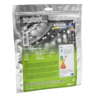Banda LED dublu adeziva Arelux Xfill 24V 6W/m lumina neutra 5 m IP65
