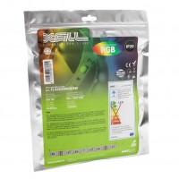 Banda LED dublu adeziva Arelux Xfill 24V 14.4W/m RGB 5 m IP20