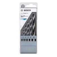 Burghie metal, Bosch 2608577346, set 6 bucati