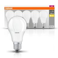 Bec LED Osram clasic A60 E27 8.5W 806lm lumina calda 2700 K - 5 buc