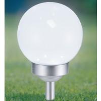 Lampa solara cu 4 LED-uri Hoff, glob, 2 in 1, 35 cm