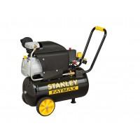 Compresor aer cu piston, cu ulei, Stanley Fatmax, 2 CP, 50 litri, 8 bari + accesorii