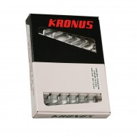 Chei inelare cotite, Kronus 7180/2,  6 - 17 mm, set 6 bucati