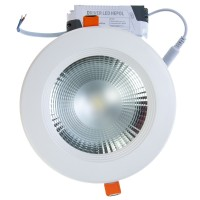 Spot LED incastrat Beta, 15W, lumina rece, 145 mm