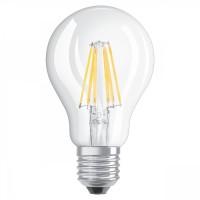 Bec LED Osram clasic A E27 11W 1521lm lumina calda 2700 K, cu filament