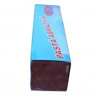 Pasta abraziva roz, Carbochim, 150 x 37 mm, 500 g