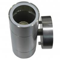 Aplica exterior 00-953/2, 2 x GU10, aluminiu satinat
