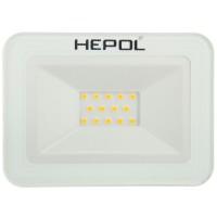 Proiector LED Hepol IPRO mini, 10W, lumina calda