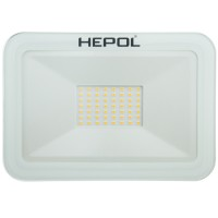 Proiector LED Hepol IPRO mini, 50W, lumina calda