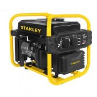 Generator de curent Stanley SIG2000, monofazic, cu AVR, 2.4 Kw