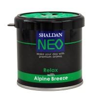 Odorizant auto gel Shaldan Neo, conserva, alpine breeze