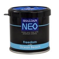 Odorizant auto gel Shaldan Neo, conserva, ocean beach