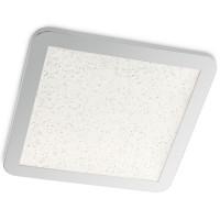 Plafoniera LED Zing 01-1287, 18W, lumina neutra 4000 K, IP44