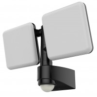 Proiector LED Luna, Hoff, cu senzor, 2 x 10W, IP54