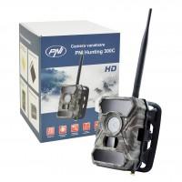 Camera pentru vanatoare PNI-HUNT300C, 12MP, Full HD, 56 LED-uri invizibile, exterior / interior, IP54, camuflaj