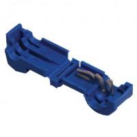 Derivatie conductori 1.0 - 2.5 mmp, albastra, 20 buc