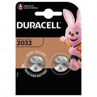 Baterie Duracell, 2032, litiu, 2 buc