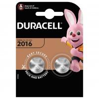 Baterie Duracell, 2016, litiu, 2 buc