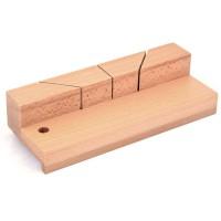 Cutie echer din lemn de fag 250 x 55 x 30 mm