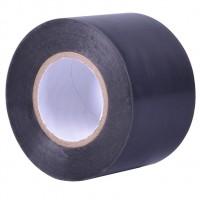 Banda izolatoare Hoff neagra 20 m x 0.15 mm x 50 mm