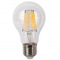 Bec LED Hoff clasic A60 E27 8W 960lm lumina rece 6500 K, cu filament