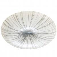 Plafoniera LED Hipno 05-886, 36W, lumina neutra, alb + gri