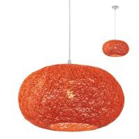 Suspensie Filos 01-1516, 1 x E27, portocalie