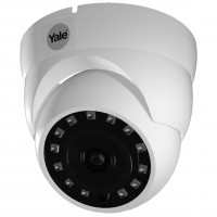 Camera CCTV Yale, exterior, alba