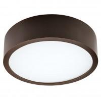 Plafoniera LED Evelina 39077, 21W, wenge, lumina neutra