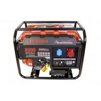 Generator de curent, Loncin LC8000D-A, trifazic, 7 kw, 12 CP
