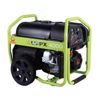 Generator de curent Pramac PX4000, monofazic, 3 kva + AVR Stage V