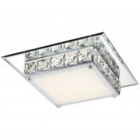 Plafoniera LED Margo 49355, 12W, cristale K5 transparente