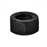 Piulita hexagonala, din otel, DIN 934-10, oxid negru, M12
