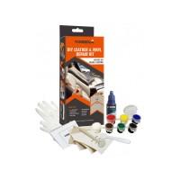 Kit auto Visbella, pentru reparat materiale din piele naturala si sintetica
