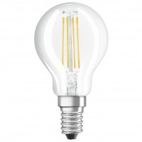 Bec LED filament Osram mini P40 E14 4W 470lm lumina neutra