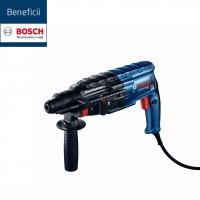 Ciocan rotopercutor cu 2 functii, Bosch Professional GBH 240, 790 W, 0611272100